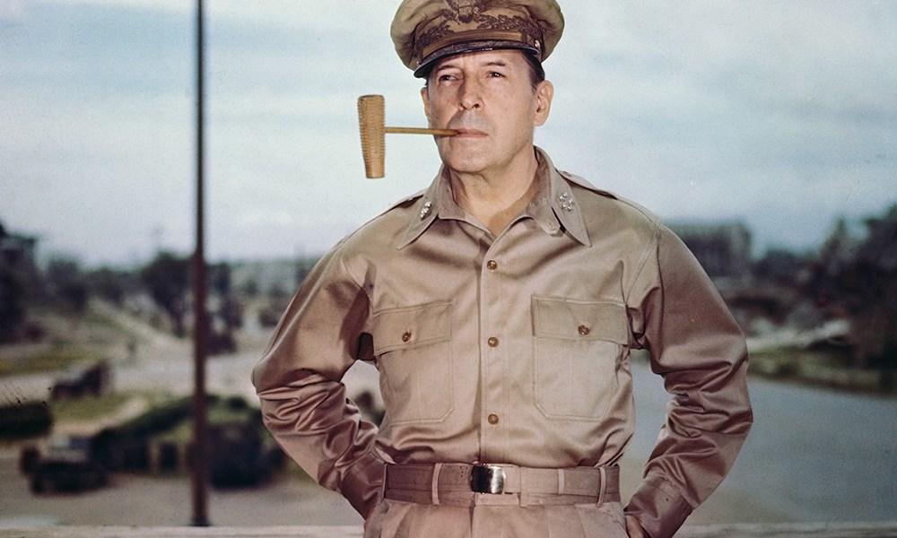 General-Douglas-MacArthur