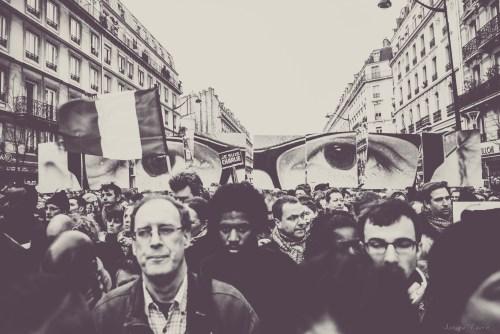 Charlie Hebdo vigil Think IAFOR