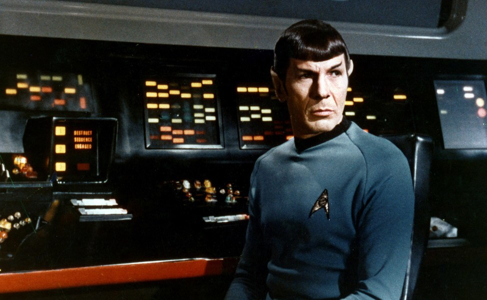 Star Trek Spock Joel Campbell Think IAFOR