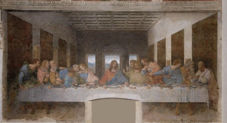 The Last Supper – Leonardo da Vinci (1494-1499)