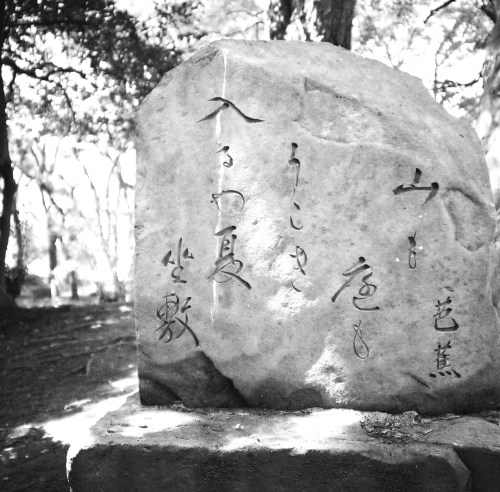 Death poetry Basho haiku Japan THINK