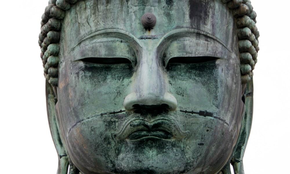 Great Buddha of Kamakura death cults japan copy