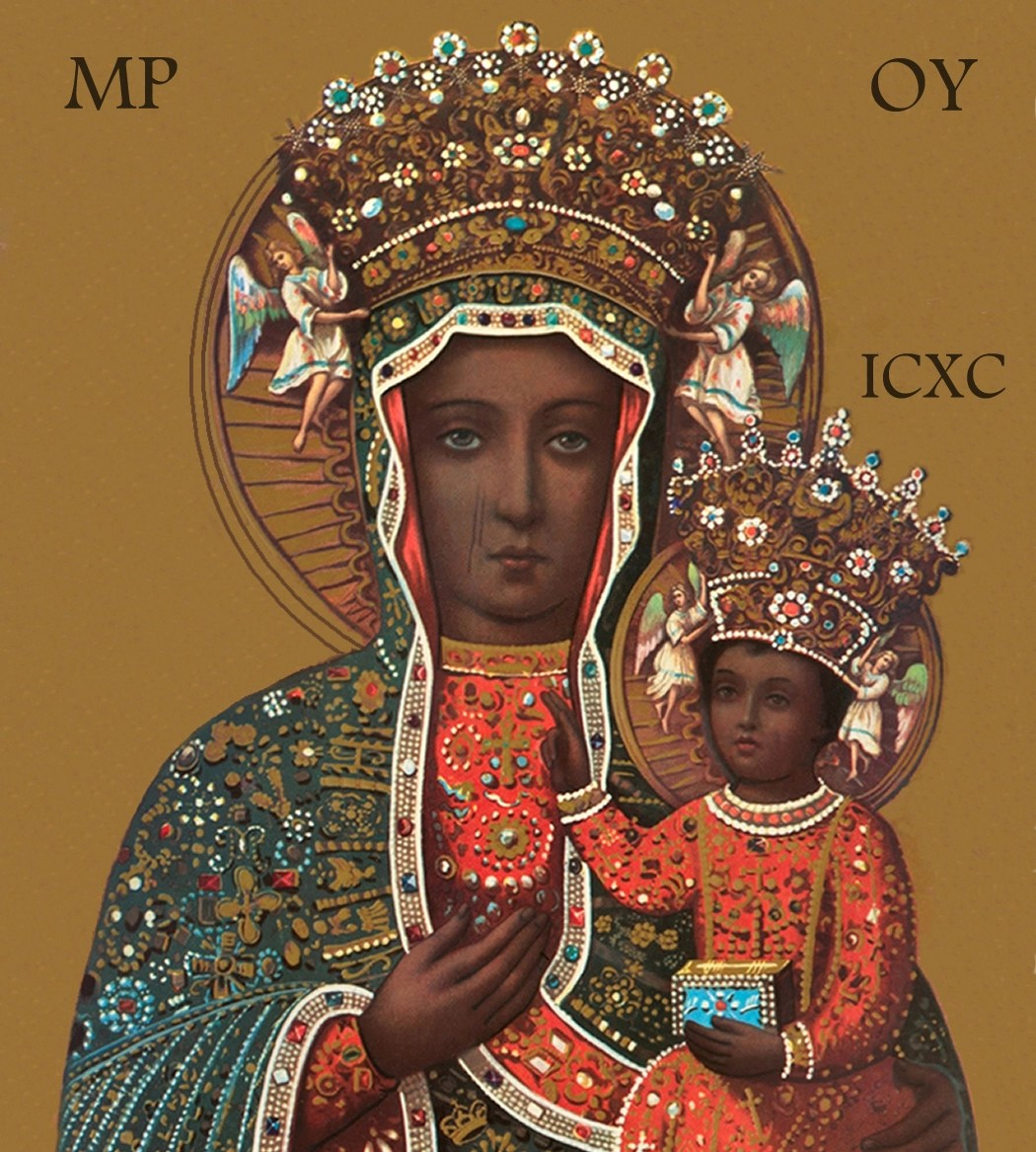 The Power Of An Image The Black Madonna Of Czstochowa Think