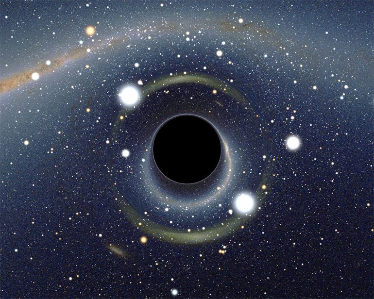 Black-holes-simpler-than forests-and-science-has-limits-large-magellanic-cloud