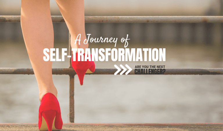 A Journey of Self-Transformation