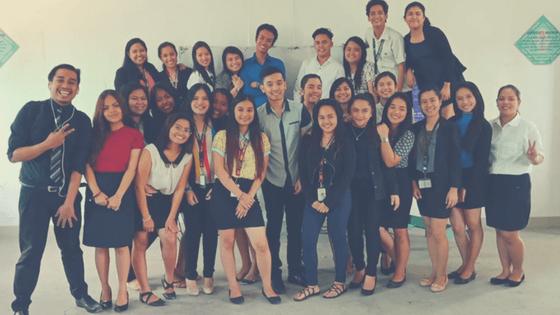 Renz Simpao @ Cavite State University