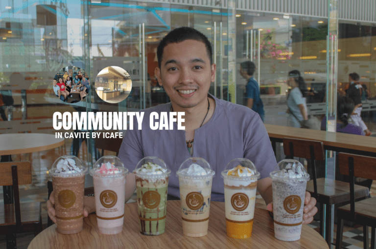 Community Cafe in Cavite by iCafe