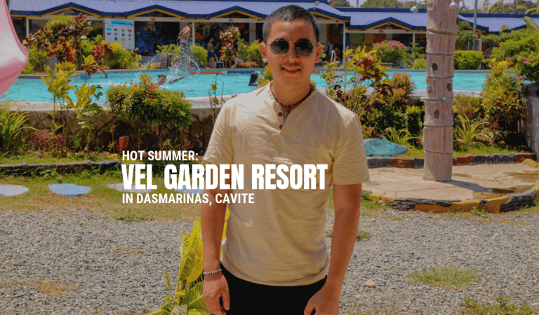 Hot Summer: Vel Garden Resort in Cavite