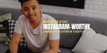 Where to Stay: Instagram-Worthy Airbnb Staycation in Tagaytay
