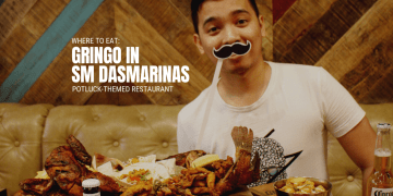 Where to Eat Gringo in SM Dasmarinas