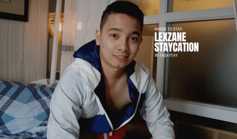 Where to Stay: LexZane Staycation in Tagaytay