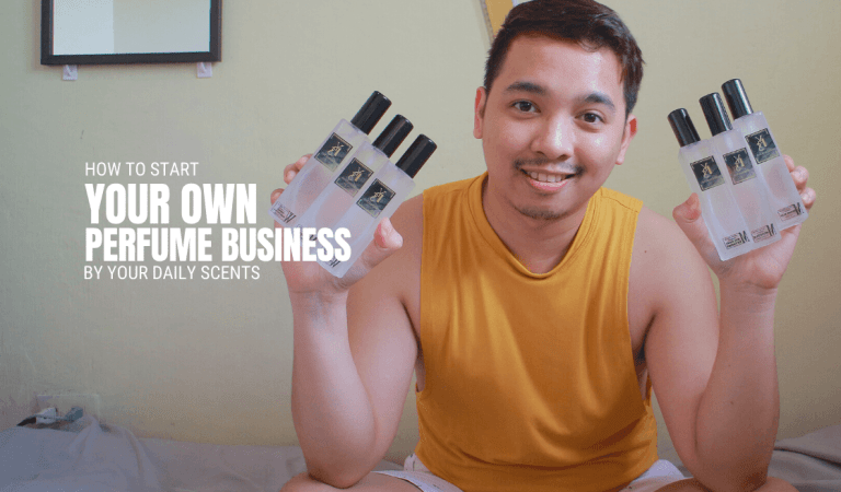 How to Start Your Own  Perfume Business by YDS