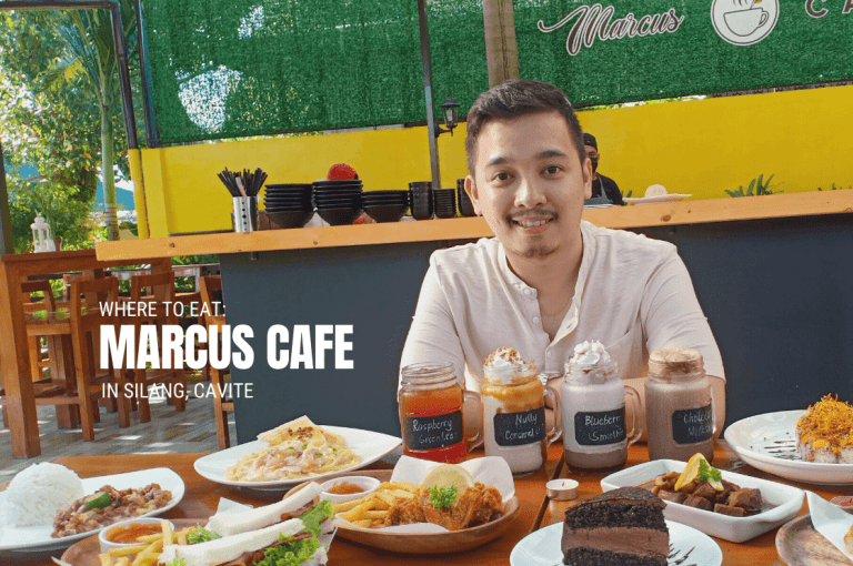 Marcus Cafe in Silang, Cavite