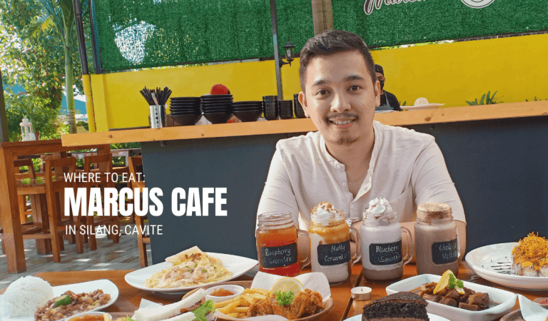 Where to Eat: Marcus Cafe in Silang