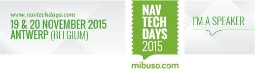 NAVTechDays2015_Speaker