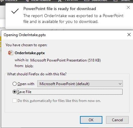 How Do I: Create a PowerPoint presentation of a Power BI report