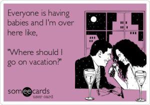 single meme go on vacation