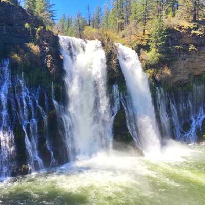 9 Breathtaking and Easy To See Waterfalls of Northern California