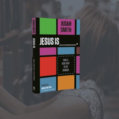 On the Bookshelf: Jesus is ____
