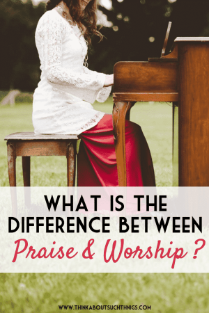 What is the difference between prayer and worship?