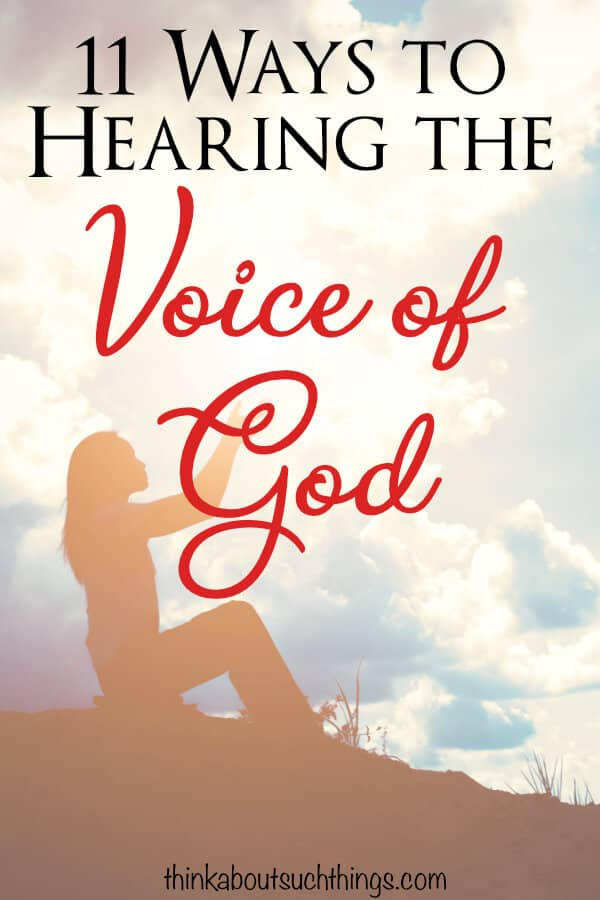 Discover Prophetic Ways to Hearing the Voice of God! Let's get into the Bible and see how God speaks!