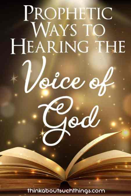 Have you ever wondered the ways to hearing the voice of God? Well, let's dive into the Bible and see!