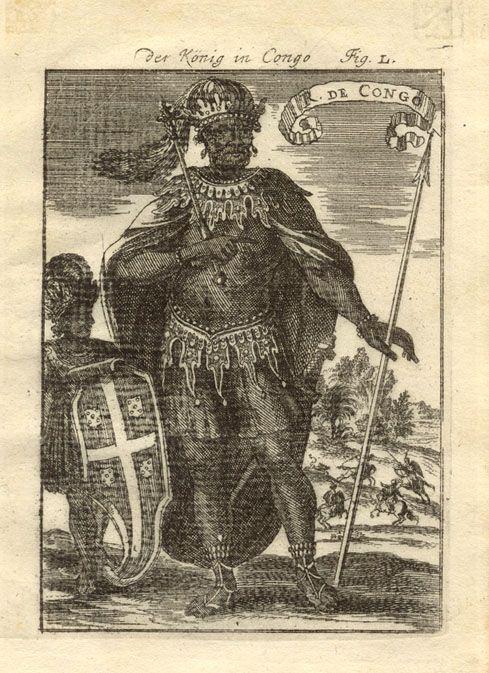 kongo-king