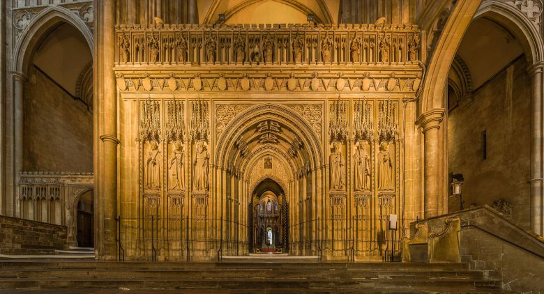 Samuel Ajayi Crowther - Canterbury_Cathedral_Rood_Screen,_Kent,_UK_-_Diliff