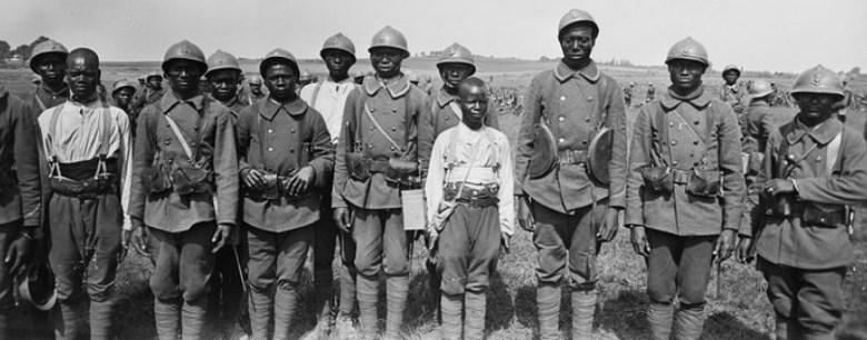 Senegalese Tirailleurs www.senegal-online.com