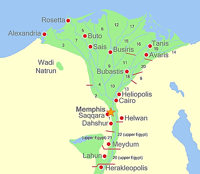african town planning - pic1 - egyptian cities