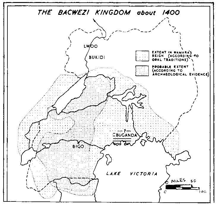 bunyoro-kitara Bachwezi-Kingdom-1400
