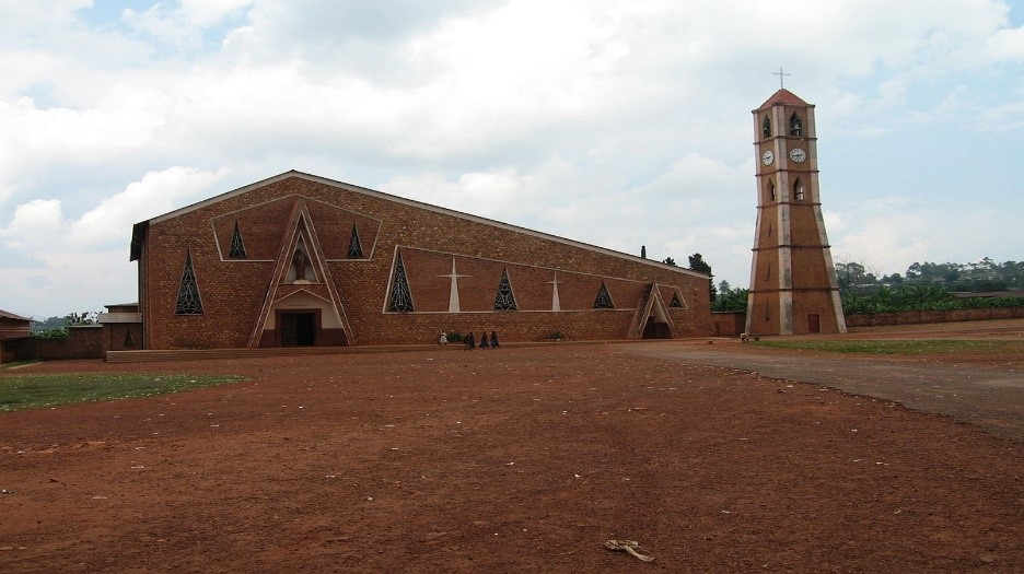 burundi - catholic church