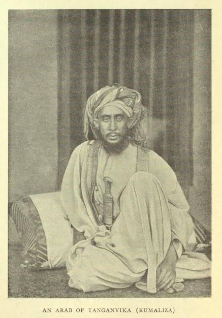 force publique - Muhammad bin Khalfan bin Khamis al-Barwani alias Rumaliza, 1900