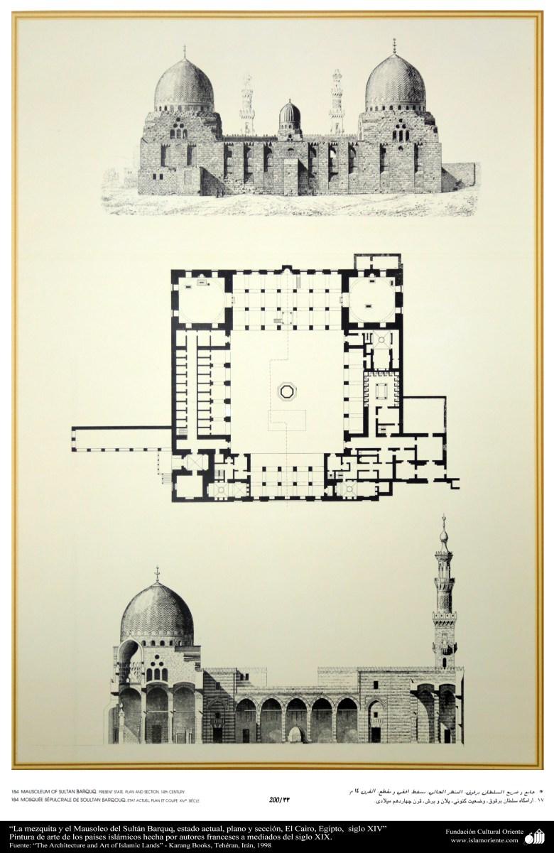 mamluk mausoleum of sultan barquq www.islamoriente.com