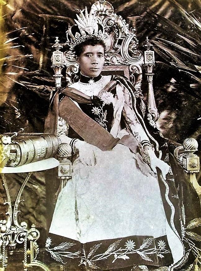 merina - Queen-Ranavalona-III