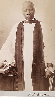 samuel ajayi crowther - pic1 - portrait
