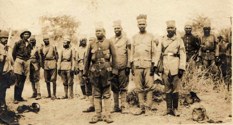 ww1&ww2 - German East africa Askari Schutztruppe - 2picture