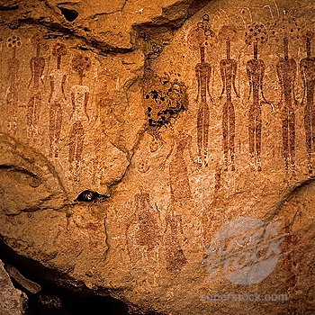 six landmarks of somalia - pic3 - rock art