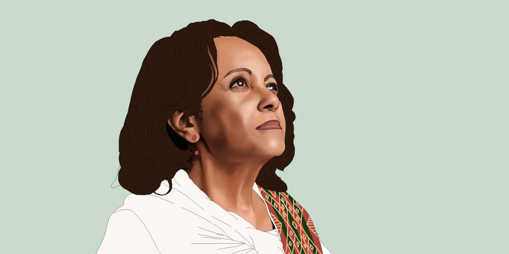 Ethiopia's political future is female – a short comment on Sahle-Work Zewde | Uttryck Magazine