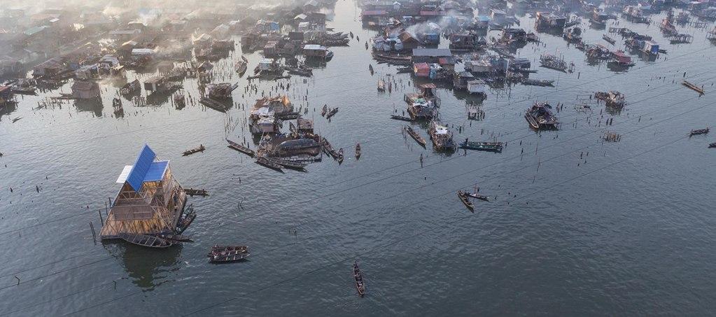 makoko floating pyramids