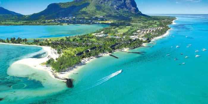 Safest countries in Africa Mauritius
