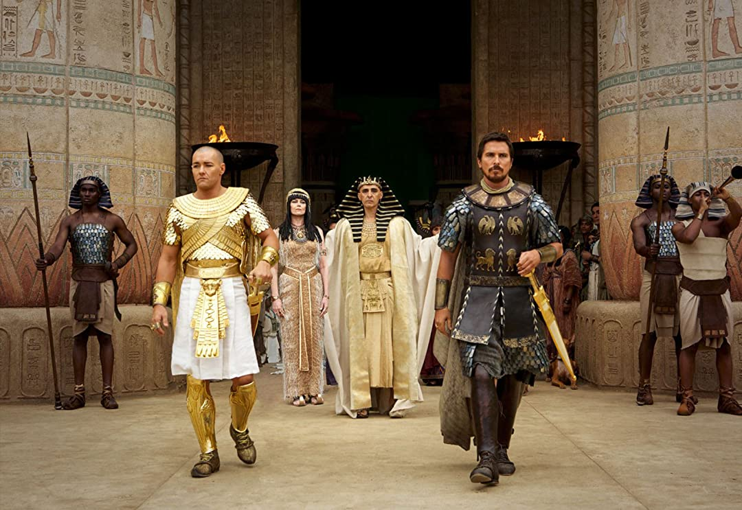 Watch Exodus: Gods and Kings | Prime Video
