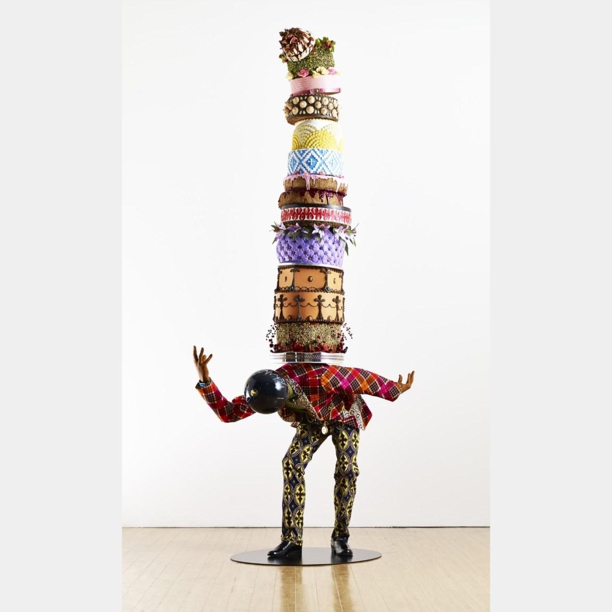 Yinka Shonibare MBE (RA) | Cake Man III, 2014