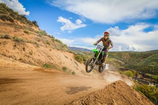Motocross Launch