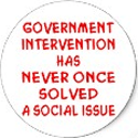 Government Intervention Always Gets in the Way