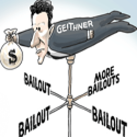 Bailout Costs $16,000 per Worker