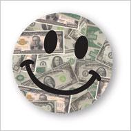 Smiley Money Face