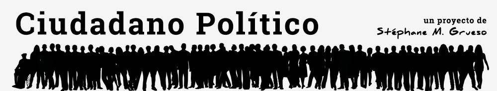 Proyecto Ciudadano político de Stéphane M. Grueso