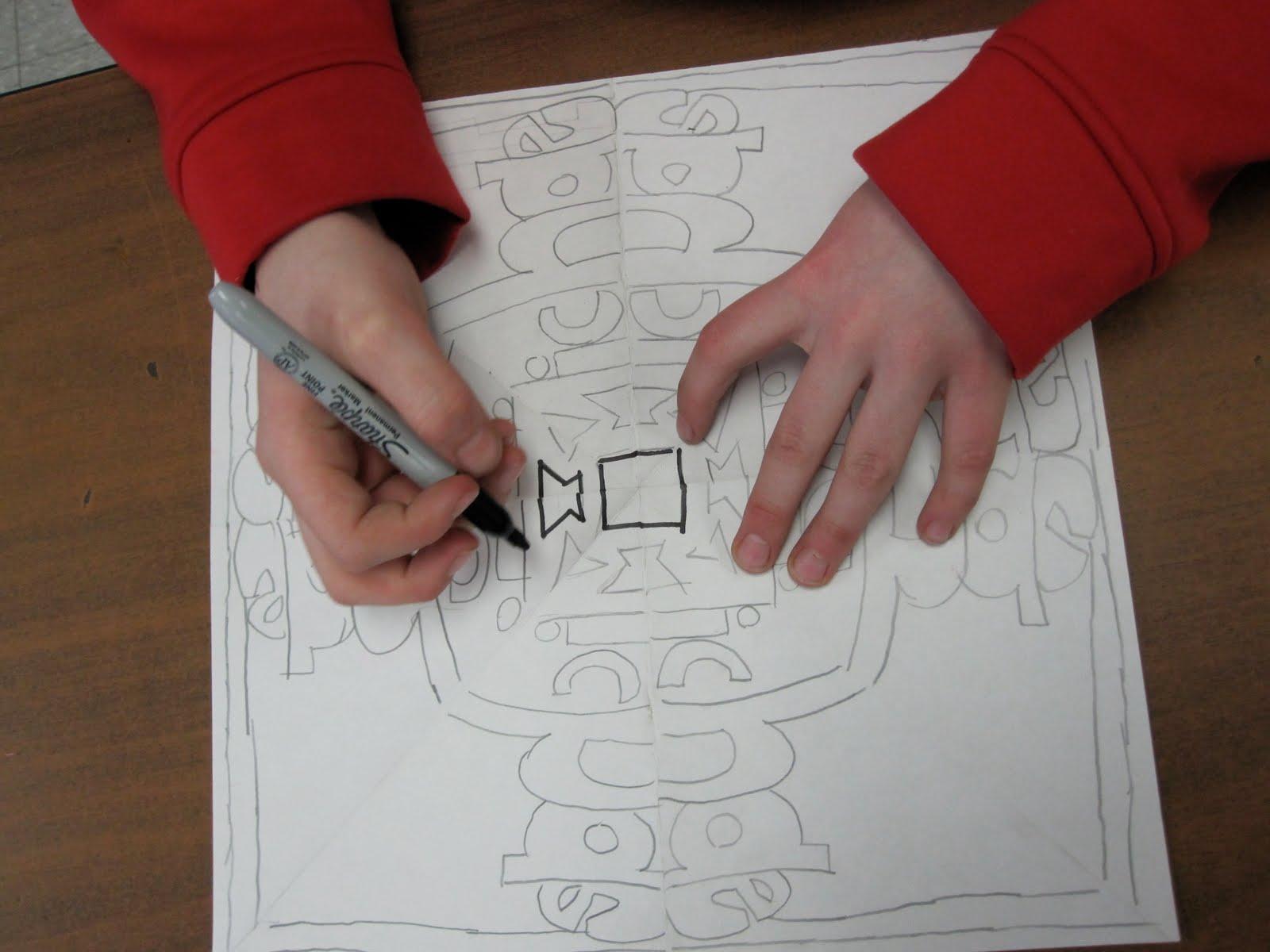 Hide And Go Seek Art 5th Grade