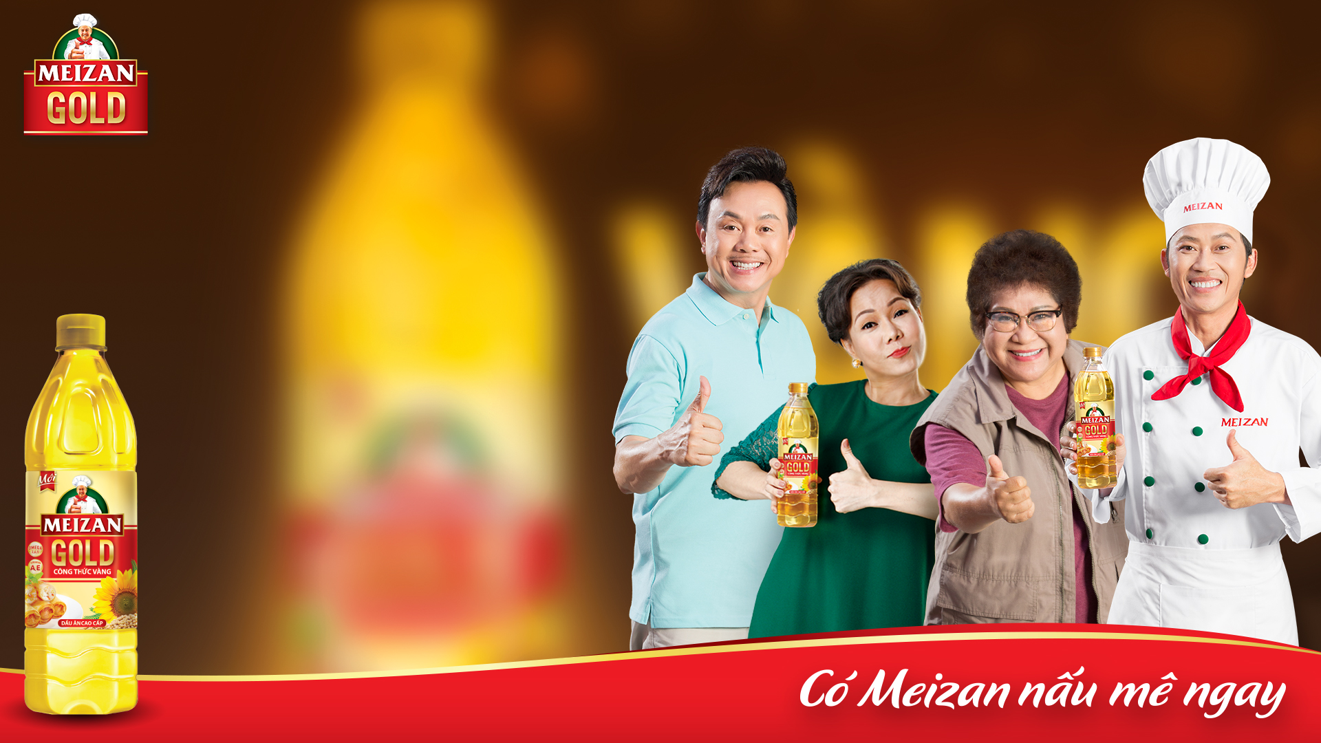 Meizan Gold – Paid Media Booking Campaign